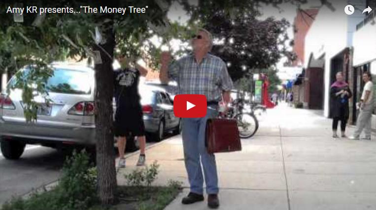 """The Money Tree: Come Mai Alcuni Ottengono e Altri No? Forse perché è Fondamentale Essere Presenti, Aperti, Vedere e Crederci per """"Cogliere Ciò Che C'è Davvero Nella Propria Realtà"""" …… e ……"""