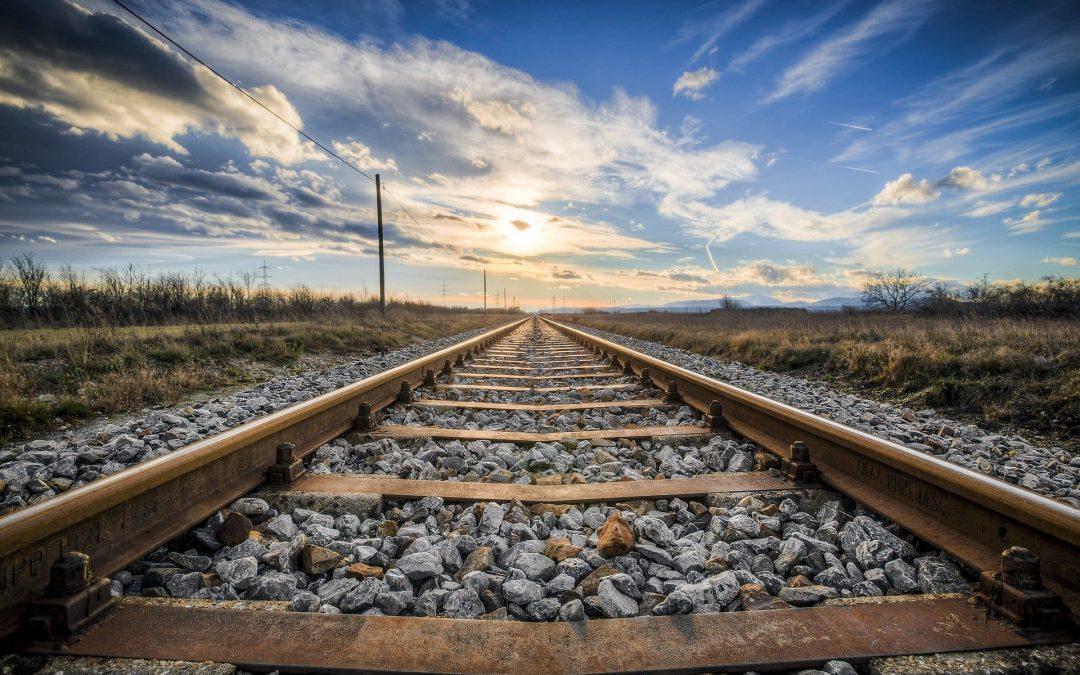 Da un cliente una bellissima metafora psicologica: la vita è come un viaggio in treno