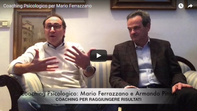 Aiuto per un lutto e Coaching Psicologico per ottenere più risultati: Armando Pintus con Mario Ferrazzano