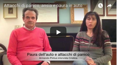Guarire da paure, ansie e attacchi di panico alla guida dell'auto
